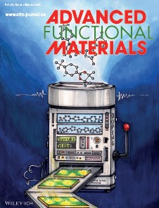 Front cover Advanced Functional Materials